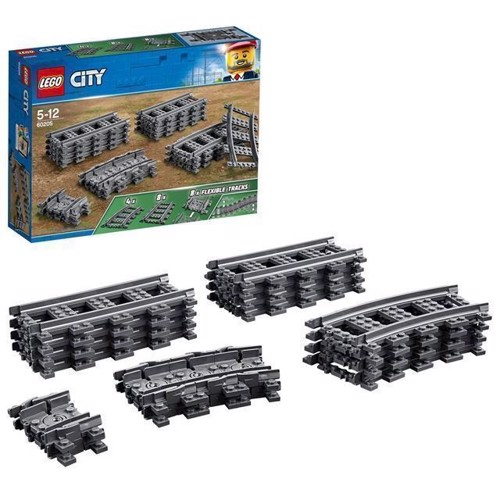 Image of LEGO City 60205 Togskinner