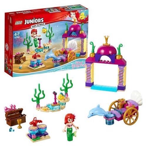 Image of LEGO Juniors 10765 Ariels undervandskoncert (5702016237573)
