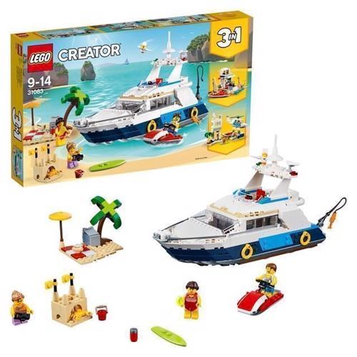 Image of LEGO 31083 Creator Cruise Eventyr (5702016267006)