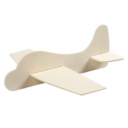 Image of   Dekorer fly i træ, 20 dele