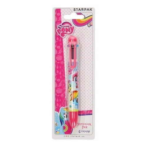 Image of My Little Pony Multicolor pen (5901350228753)