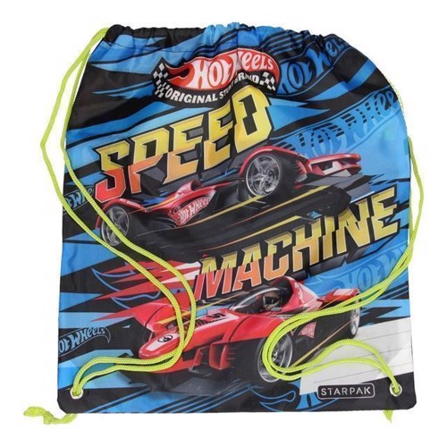 Image of Hot Wheels Gymnastiktaske (5902643600287)