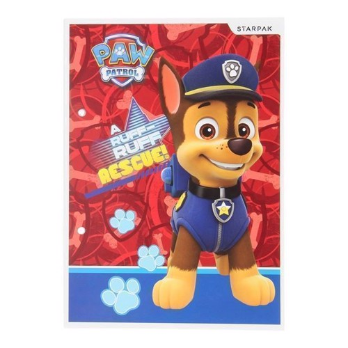 Image of Paw Patrol Notesbog A4 (5902643611313)