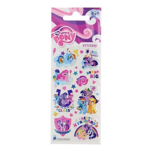 Image of   My Little Pony Laser Stickers
