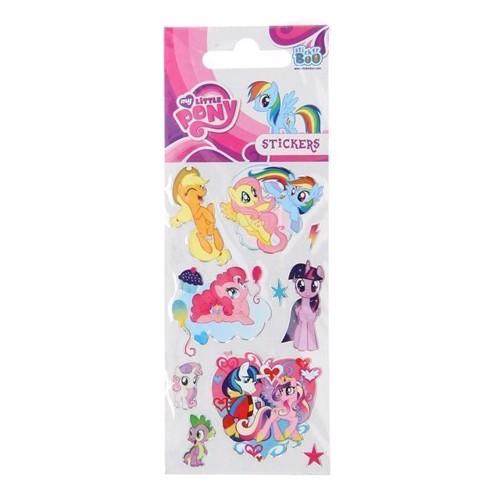 Image of   My Little Pony klistermærker