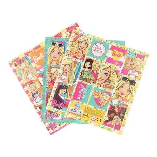 Image of   Barbie Klistermærker