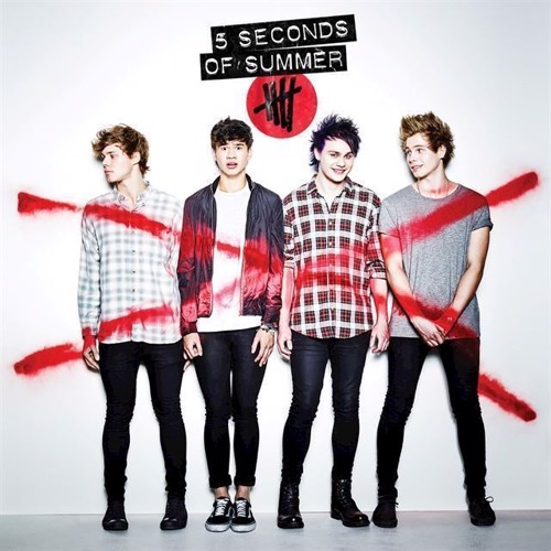 Image of 5 Seconds Of Summer - 5 Seconds Of Summer - CD (0602537844678)