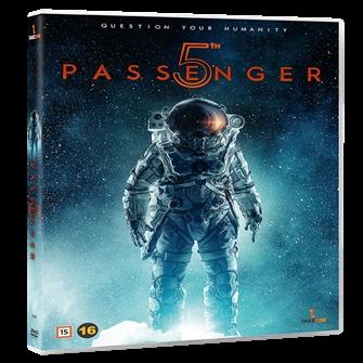 Image of 5`Th Passenger - DVD (5709165536427)
