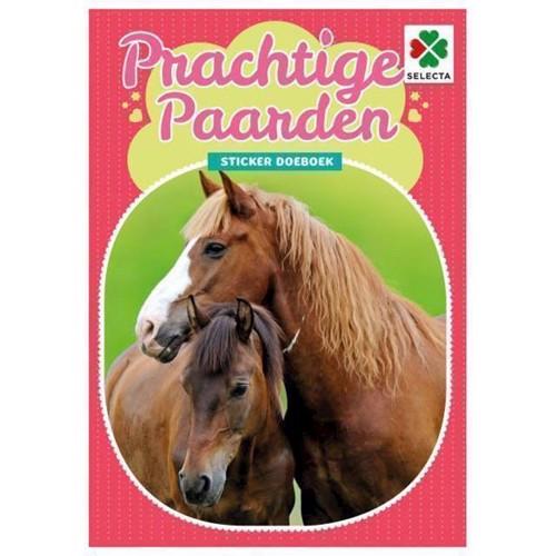Image of Klistermærker med heste (6416739546261)