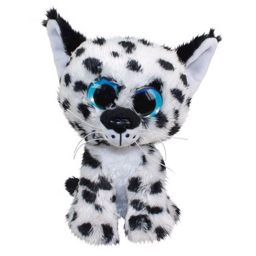 Image of   Lumo Stars bamse, Lynx Winter, 15cm