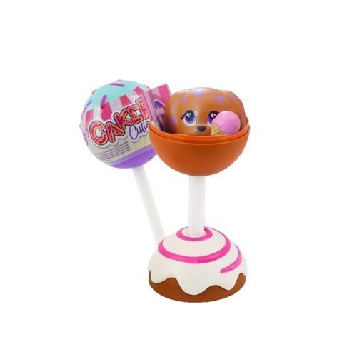 Image of Cake Pop Squishy Surprise