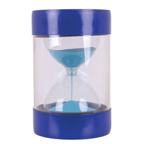 Image of Timeglas, Blå, Fem Minutter (691621590324)