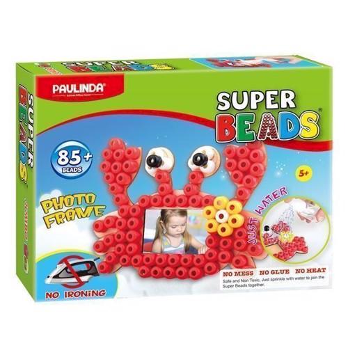 Image of Super Beads Jumbo, billedramme krabbe
