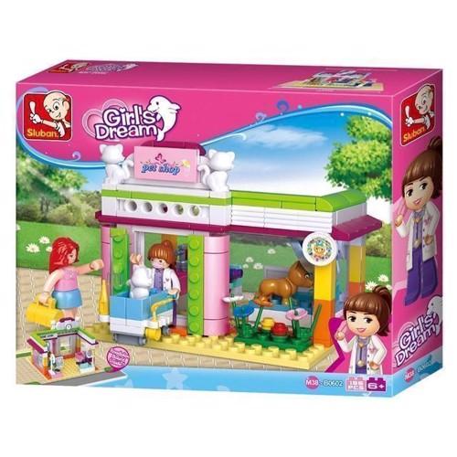 Image of Sluban Girls dream, kæledyrs butik (6938242953720)