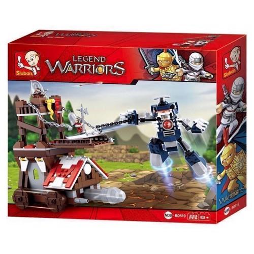 Image of Sluban Legend warriors, Stormram (6938242953898)