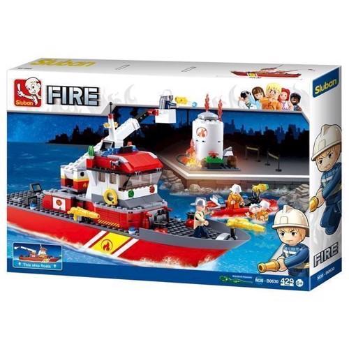 Image of Sluban Fire, brandbåd (6938242954000)