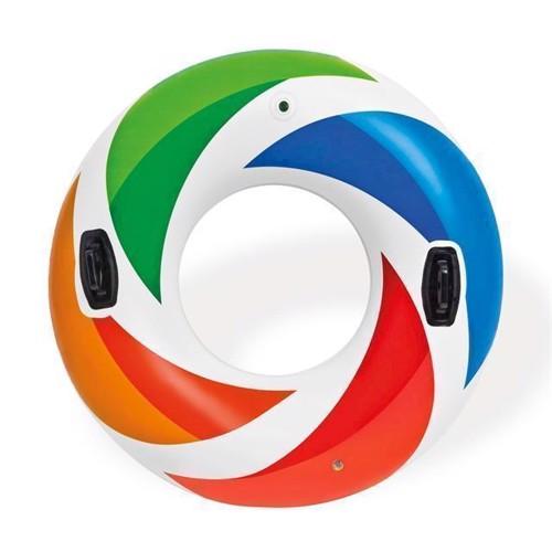 Image of Badering med håndtag, Intex Color Whirl (6941057402253)
