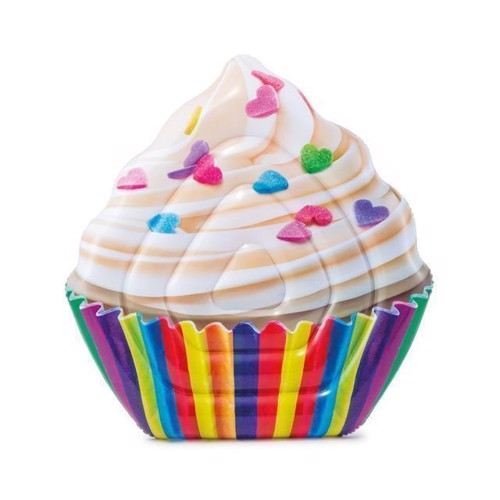 Image of   Badedyr, Intex Cupcake