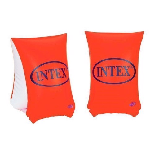 Intex 58641EU Deluxe Large Swimming Arm Bands Age 6 12