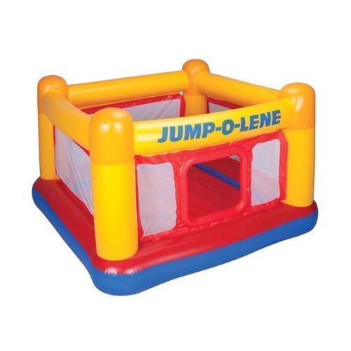 Image of Hoppeborg, Intex Jump-O-Lene (6941057442600)