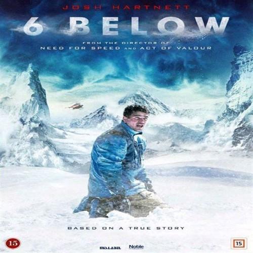 Image of 5 Below DVD (5705535059701)