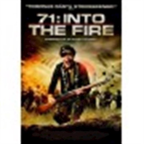 Image of 70 Into the fire DVD (7319980011337)