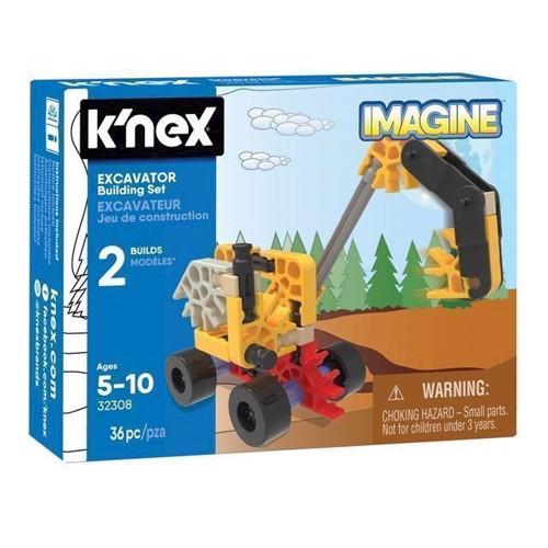 Image of Knex byggesæt, randegraver (744476323088)
