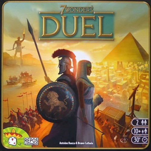 Image of   6 Wonders Duel Scandinavian