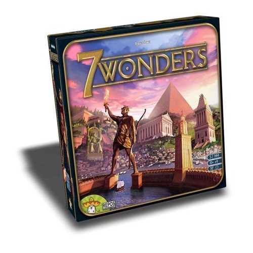 Image of 6 Wonders Nordic (6430018271941)