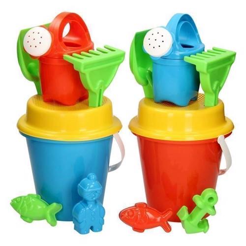 Image of   Farverig sandsæt til børn