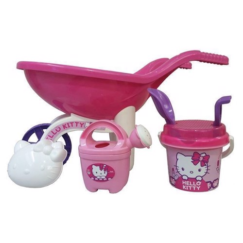 Image of Hello Kitty trillebøre med stand legetøj (8000796873231)