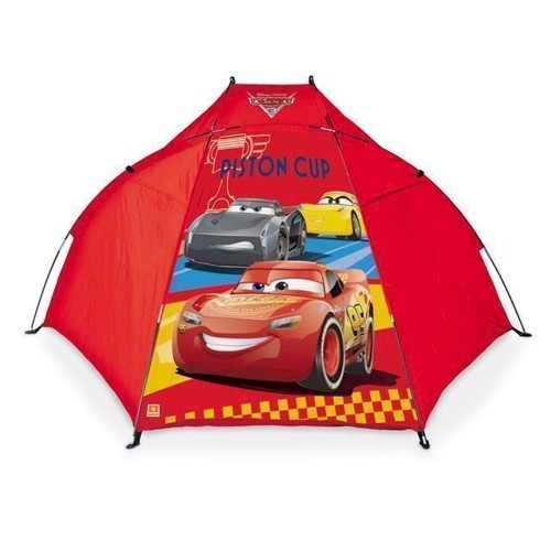 Image of   Strandtelt med Pixar Cars