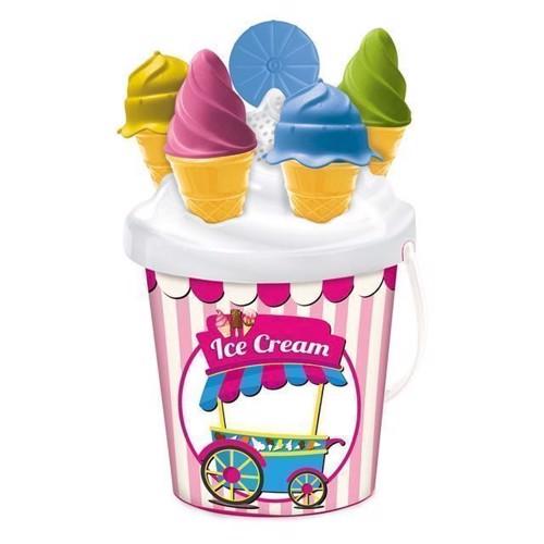 Image of   Sandsæt / strandsæt Ice creams