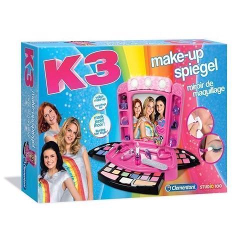 Image of   Makeupsæt med spejl til børn