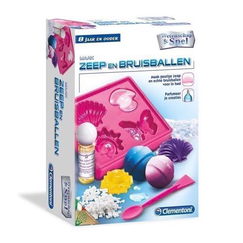 Image of Videnskab, sæbe og boble bolde (8005125667710)