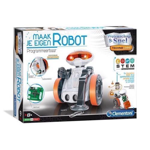 Image of   Videnskab, lav din egen robot