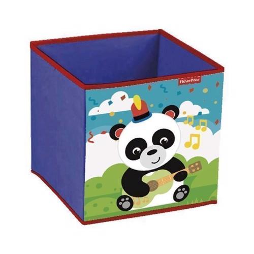 Image of   Fisher Price opbevaringskasse, panda
