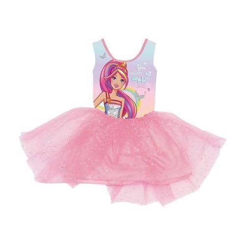 Image of Barbie Ballet kostume, udklædning (8430957113386)