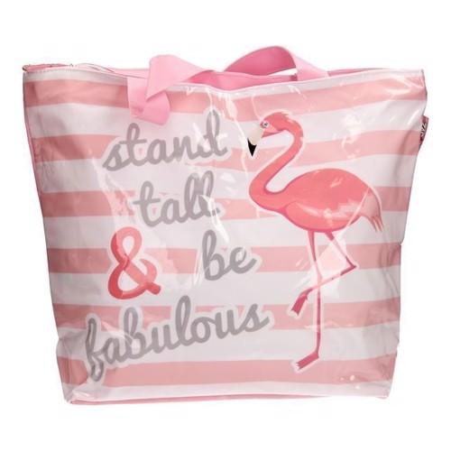 Image of Strandtaske Flamingo (8430957500018)