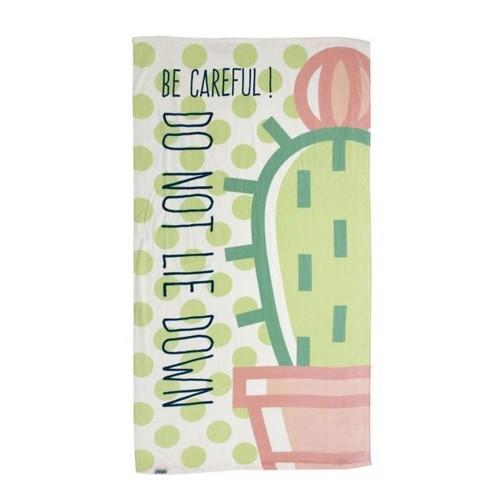 Image of Badehåndklæde kaktus. 170x90cm (8430957500759)