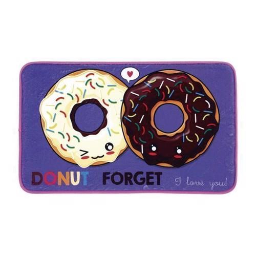 Image of Fleece tæppe, donut 75x45 cm (8430957501336)