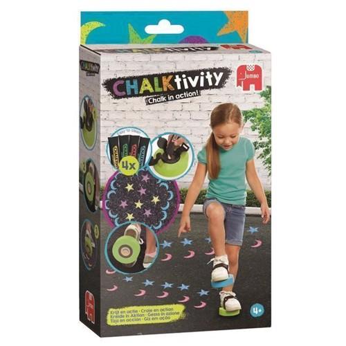 Image of CHALKtivity, kridt fodaftryk (8710126195857)