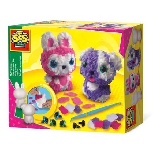 Image of SES fluffy dyr