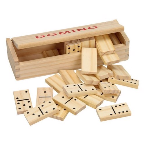 Image of Domino i tæ