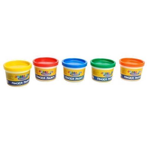 Image of   Fingermaling 5 farver