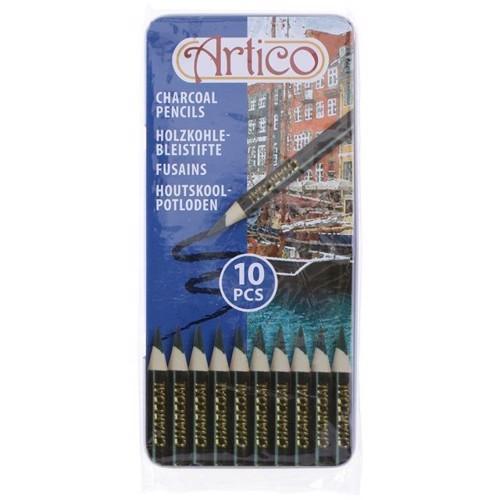 Image of   Kul blyanter, 10 stk
