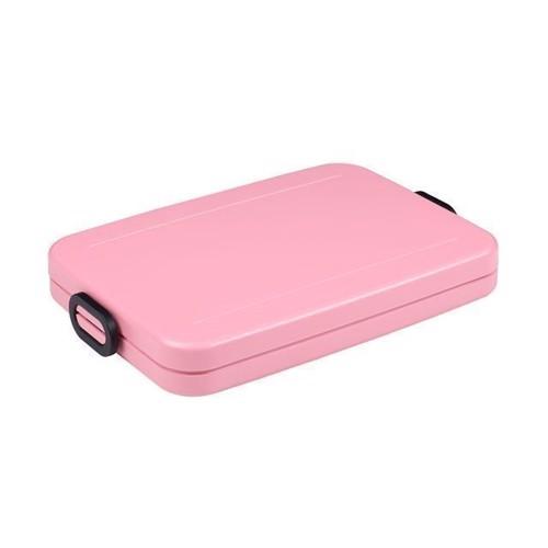 Image of Mepal madkasse Take a Break Flat - Nordic Pink (8711269935164)