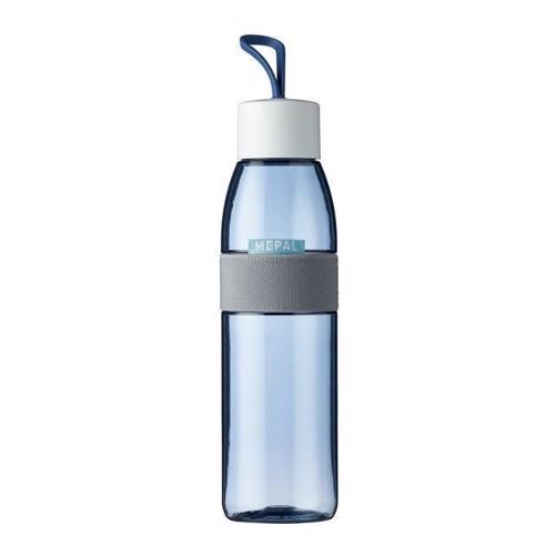 Image of   Rosti Mepal Ellipse Vandflaske 500 ml Nordic denim