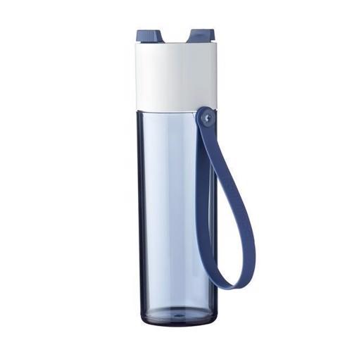 Image of   Rosti Mepal Justwater Vandflaske 500 ml Nordic denim