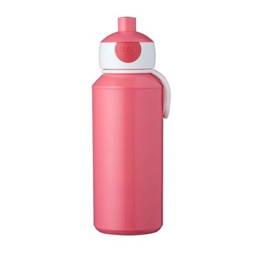 Image of Rosti Mepal Pop-up Drikkeflaske 400 ml Pink (8711269946979)